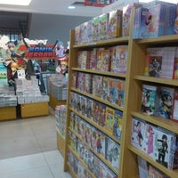 Photo taken at Gramedia by Saloka P. on 10/1/2012
