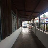 Photo taken at Pekan Merlimau by Madd on 5/1/2018