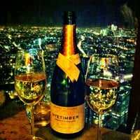 Photo taken at Duck & Waffle by Fionners G. on 11/11/2012