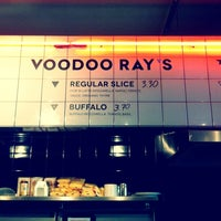 Photo taken at Voodoo Ray's by Fionners G. on 7/13/2013
