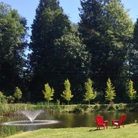 Photo taken at Backyard Vineyards by Theresa on 7/27/2014