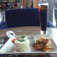 Photo taken at CafeFrance by Tin C. on 10/30/2012