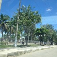 Photo taken at Puerto Boyaca by Fabian P. on 6/13/2013