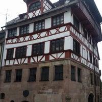 Das Foto wurde bei Albrecht-Dürer-Haus von HanNage H. am 8/18/2018 aufgenommen