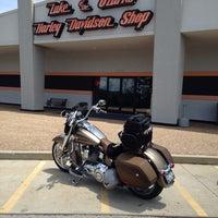 Photo taken at Lake Of The Ozarks Harley Davidson by Wm D. on 6/26/2014