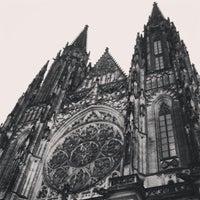 2/27/2013 tarihinde Олег С.ziyaretçi tarafından Aziz Vitus Katedrali'de çekilen fotoğraf