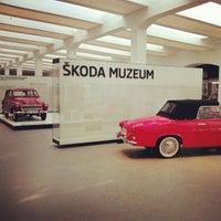Photo prise au ŠKODA Muzeum par Олег С. le2/26/2013