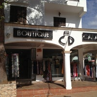 Photo taken at Boutique Cala D'Or by Kitty S. on 10/1/2012