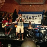 Photo taken at Acoustix Jazz Restaurant And Lounge by Brian J. on 7/19/2013