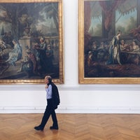 Photo taken at Musée des Beaux-Arts Jules Chéret by lily k. on 11/5/2016