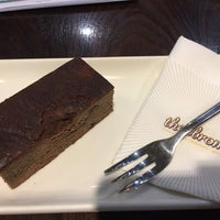 Photo taken at Theobroma Chocolate Lounge by Vicky on 9/30/2016