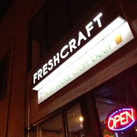 Photo prise au Freshcraft par Jeff P. le10/13/2012
