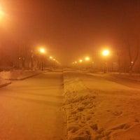 Снимок сделан в Новая набережная (2-я очередь) пользователем Tranquillity 1/28/2013