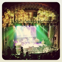 Photo taken at Fox Theater by Helen W. on 1/1/2013