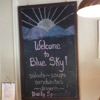Photo taken at Blue Sky Bakery by Ferguson Careers on 10/14/2013