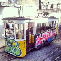 Photo taken at Elevador do Lavra by Grisha on 8/16/2013
