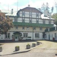 Photo taken at Hotel pod Zvičinou by libor a. on 6/2/2016