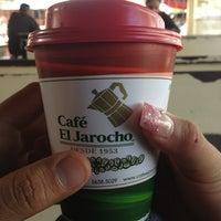 Photo taken at Café El Jarocho by Rubéns M. on 12/30/2012