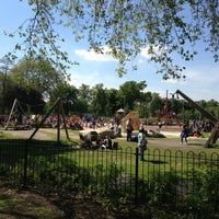 Photo taken at Clissold Park Playground by Allison S. on 5/27/2013