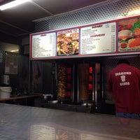 Photo taken at Diamond Kebab by Allison S. on 10/1/2013