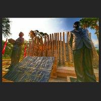Photo taken at Tugu Proklamasi (Proclamation Monument) by Erdo D. on 8/17/2015
