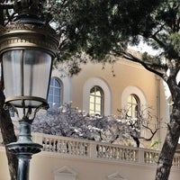 Photo taken at Palais Princier de Monaco by Marc V. on 4/3/2013