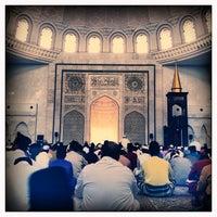Photo taken at Masjid Wilayah Persekutuan by Sambal Pedas on 10/26/2012