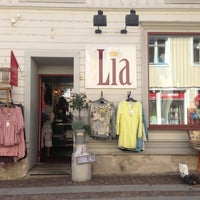 Photo taken at Lia by Micael L. on 6/18/2013