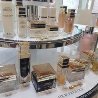 Photo taken at Christian Dior by lalida r. on 1/3/2018