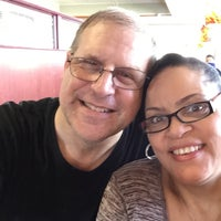Photo taken at Denny's by Linda A. on 3/14/2015