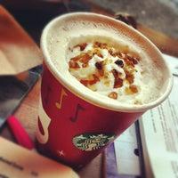 Photo taken at Starbucks by Lu L. on 11/22/2012