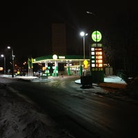 Photo taken at АЗС «WOG» by Сергей Н. on 2/20/2013