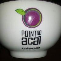 Photo taken at Point do Açaí by Lester G. on 9/18/2012