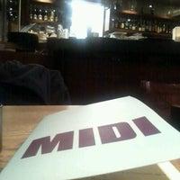 Das Foto wurde bei Café MIDI von Andrea G. am 4/12/2013 aufgenommen