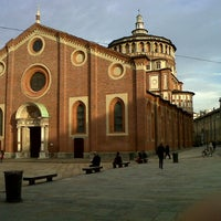 Photo taken at Santa Maria delle Grazie by Sheryl A. on 1/11/2013