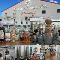 Photo taken at Cayman Islands Distillery by Rickard J. on 1/9/2017