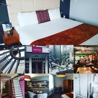Photo taken at Mercure Nottingham City Centre Hotel by Rickard J. on 5/18/2017