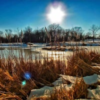 Photo taken at Isle a la Cache Museum/Preserve by Forest Preserve D. on 3/9/2015