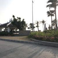 Photo taken at 旗津海水浴場 Cijin Beach by Jia Jun W. on 1/9/2017