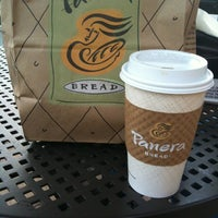 Photo taken at Panera Bread by SHUBILIUS on 10/9/2012