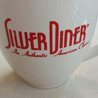 Photo taken at Silver Diner by Keri M. on 7/12/2013