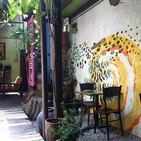 Photo taken at Calanthe Art Cafe by Peung B. on 4/12/2013
