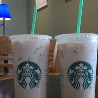 Photo taken at Starbucks by Mera V. on 5/26/2013