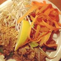 Photo taken at Baan Thai by Leslei N. on 11/10/2012