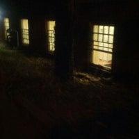 Photo taken at Sharpe Refectory (Ratty) by Matthew B. on 10/21/2012