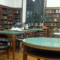 Photo taken at Biblioteca George Alexander by Luciana A. on 6/20/2013