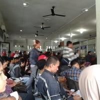 Photo taken at Samsat Depok by Donya J. on 7/8/2014