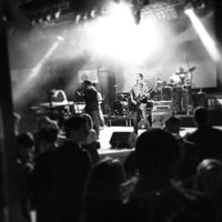 Photo taken at Lucerna Music Bar by Lukas C. on 3/3/2013