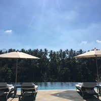 Photo taken at Viceroy Bali by Rachel R. on 3/1/2017