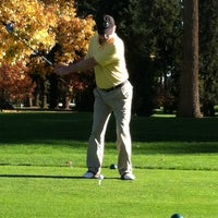 Photo taken at Eugene Country Club by Bridget K. on 11/5/2012